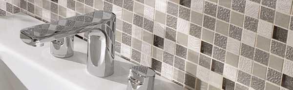 Badkamer Meubel Landelijk ~ Moza?ektegels plaatsen in de badkamer