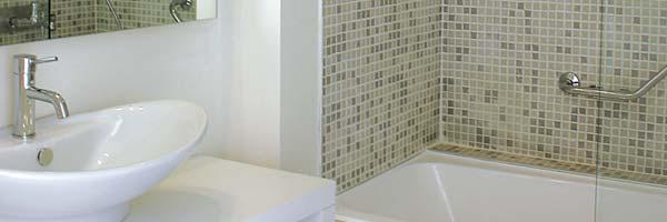 Badkamer in te delen